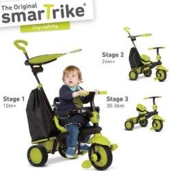 Велосипед Smart Trike 3в1 Delight Green (от 10 месяцев до 3 лет)